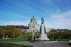 Saint Joseph Oratory in Montreal, Canada Royalty Free Stock Photography
