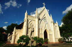 0032-Saint Joseph Priesterseminar in Saigon Lizenzfreie Stockbilder