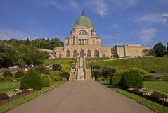 Saint Josephs Oratory. On Mount Royal in Montreal Royalty Free Stock Photo