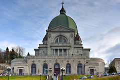 Saint Joseph's Oratory - Montreal, Canada royalty free stock images