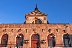 Saint Joseph's Oratory of Mount Royal Stock Photography
