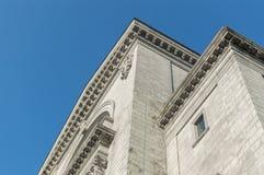 Saint Joseph`s Oratory of Mount Royal royalty free stock photography