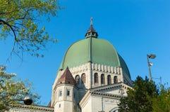 Saint Joseph`s Oratory of Mount Royal royalty free stock photo