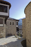 Saint Jovan Bigorski Monastery Royalty Free Stock Image