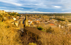 Saint Jude Church in Beziers Stock Image