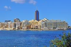 Saint Julian, Malta Stock Photography