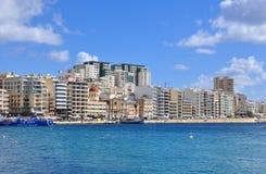 Saint Julian, Malta Royalty Free Stock Photos