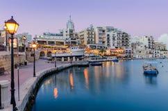 Saint Julian's – Malta Royalty Free Stock Photo