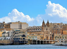 Saint Julians, Malta Royalty Free Stock Photo