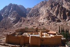 Saint katharines monastery Stock Photography