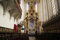Saint katherine church Stock Photo