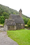Saint Kevin Church Glendalough, Irlanda Fotografia de Stock Royalty Free