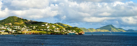 Saint Kitts island Royalty Free Stock Images