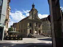 Saint Laurent Ελβετία όμορφη στοκ φωτογραφία με δικαίωμα ελεύθερης χρήσης