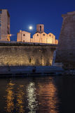 Saint-Laurent Church in Marseille Stock Images