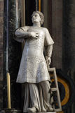 Saint-Laurent de Rome Image stock