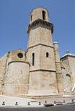 Saint Laurent en Marsella en Francia Fotos de archivo libres de regalías