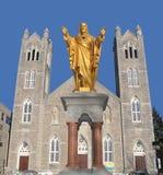 Saint Laurent kościół Obrazy Royalty Free