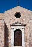 Saint Laurent in Marseille. Saint Laurent church in Marseille Royalty Free Stock Images