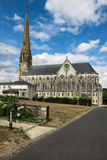 Saint-Laurent-sur-Sevre Chapel Of The Convent Of The Daughters O Royalty Free Stock Photo