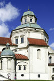 Saint Lawrence Basilica of Kempten in Germany Royalty Free Stock Image