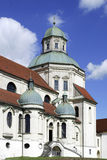 Saint Lawrence Basilica of Kempten in Germany Royalty Free Stock Photos