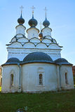 Saint Lazar's church in Suzdal, Russia Royalty Free Stock Images