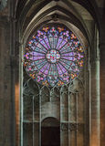Saint Lazare Basilica Carcassonne France Royalty Free Stock Photos