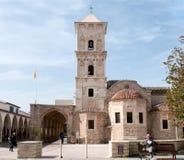 Saint Lazarous church at Larnaca twon Cyprus Stock Photos