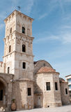 Saint Lazarus Christian church at Larnaca, Cyprus Stock Photos