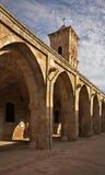 Saint Lazarus Church em Larnaca chipre fotos de stock royalty free
