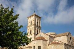 Saint Lazarus church in Larnaca, Cyprus. stock image