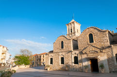 Saint Lazarus Church, Larnaca, Cyprus Royalty Free Stock Image