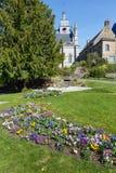 Saint-Leonard church, Fougeres, France. Stock Photography