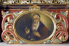 Free Saint Leopold Mandic, Saint Donatus Altar, Church Of The Assumption Of The Virgin Mary In Remete, Zagreb Stock Photos - 177131383
