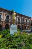 Saint lorenzo ruiz statue Stock Images