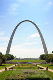 Saint Louis Arch Royalty Free Stock Image