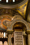 Saint Louis Basilica Baptistery - Saint Louis, MO Foto de Stock Royalty Free