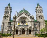 Saint Louis bazylika Zdjęcia Royalty Free