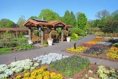 Saint Louis botanische tuinen royalty-vrije stock foto