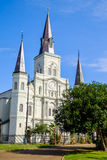 Saint Louis Cathedral Royalty Free Stock Images