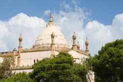 Saint Louis Cathedral in Carthage Royalty Free Stock Images