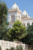 Saint Louis Cathedral - Carthage Stock Image