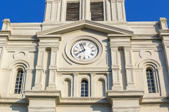 Saint Louis Cathedral in the French Quarter in New Orleans Stock Photos