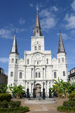 Saint Louis Cathedral Royalty Free Stock Photography