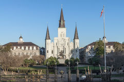 Saint Louis Cathedral Stock Image