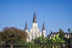 Saint Louis Cathideral Fotos de Stock
