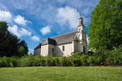 Saint-Louis de Chambord Church Royalty Free Stock Photo