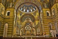 Saint Louis della basilica Immagini Stock Libere da Diritti