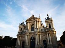 Saint Louis della cattedrale a Versailles Fotografia Stock